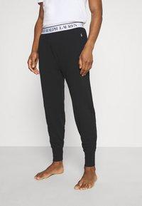 Polo Ralph Lauren - Pyjamahousut/-shortsit - black - 0