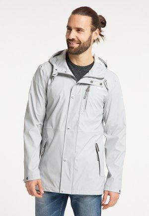 Outdoor jacket - hellgrau