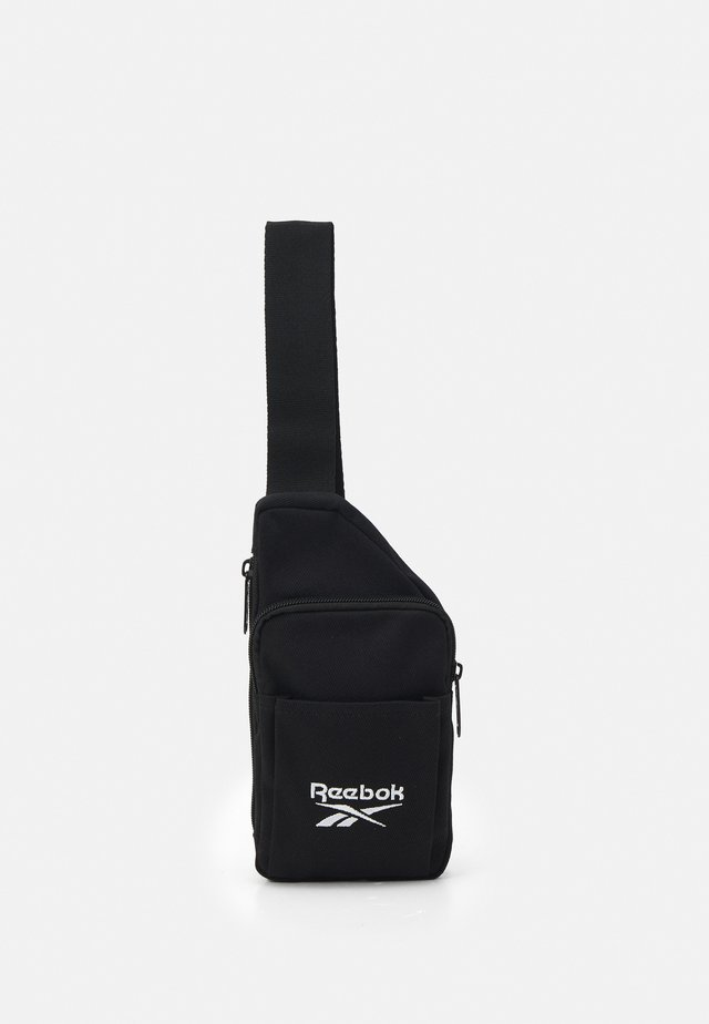 SMALL SLING BAG UNISEX - Schoudertas - black