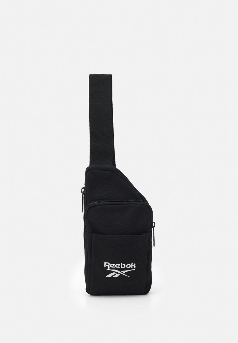 Reebok Classic - SMALL SLING BAG UNISEX - Across body bag - black