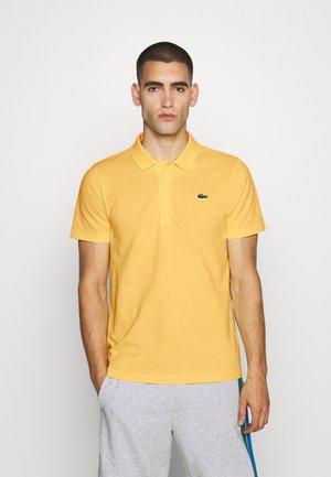 Classic  - Polo shirt - yellow