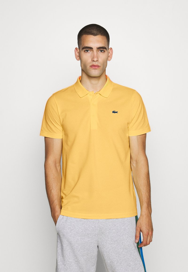 Lacoste Sport - CLASSIC KURZARM - Polo - yellow