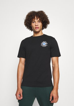 GRAPHIC LOGO  - T-shirt print - black