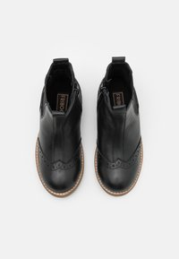 Friboo - LEATHER - Classic ankle boots - black - 3