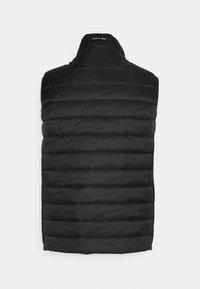 Calvin Klein - ESSENTIAL SIDE LOGO VEST - Väst - black - 1