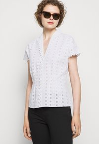 Polo Ralph Lauren - VINTAGE - Blouse - white - 4