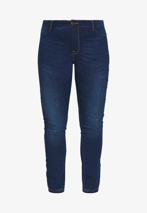 JANNA - Pantalon classique - blue denim
