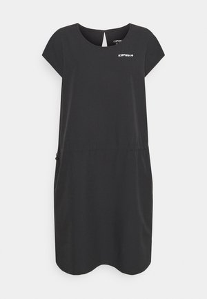 BOTHEL - Denní šaty - anthracite