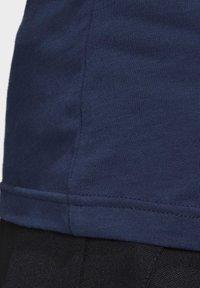 adidas Performance - FRA CI TEE - Printtipaita - blue - 7
