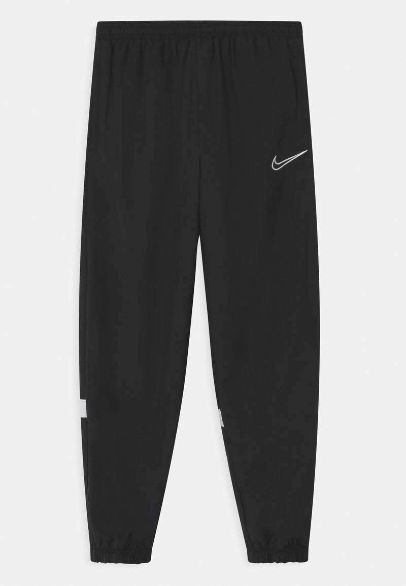 Nike Performance - UNISEX - Tracksuit bottoms - black/white