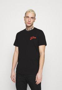 Diesel - T-DIEGOS-K15 - T-shirt con stampa - black - 2