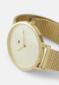 Tommy Hilfiger - LIZA - Watch - gold-coloured - 3