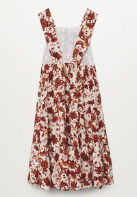 Mango - Day dress - cremeweiß - 1