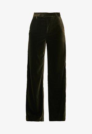 LYN - Pantalón de traje - sea tangle