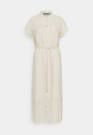 VMNAJA CALF DRESS - Shirt dress - birch