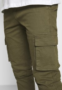 Denim Project - PANT - Cargo trousers - green - 5