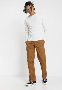 Dickies - Tygbyxor - brown duck - 1
