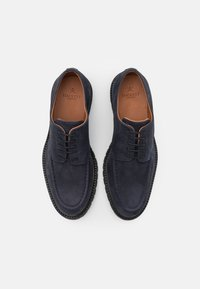 Hackett London - CHINO COM DERBY - Lace-ups - navy - 3