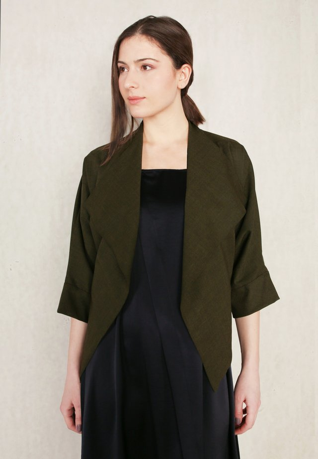 BATWING  - Blazer - dark green