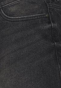 Noisy May - NMSMILEY - Shorts di jeans - medium grey denim - 2