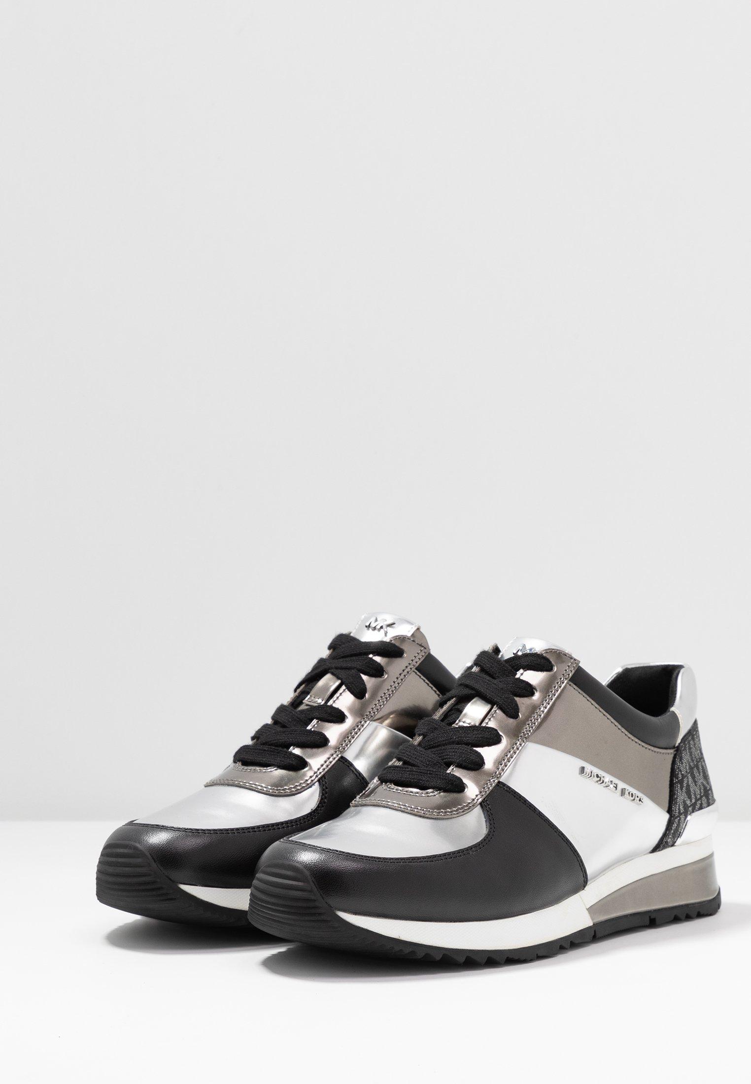 MICHAEL Michael Kors Sneaker low silver/multicolor/schwarz