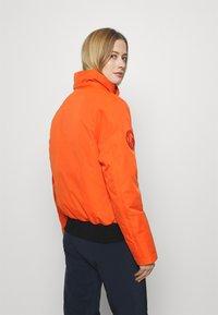Superdry - EVEREST SNOW - Skijakke - havana orange - 4