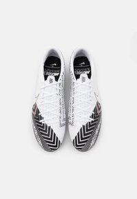 Nike Performance - MERCURIAL VAPOR 13 ACADEMY MDS SG-PRO AC - Screw-in stud football boots - white/black - 3