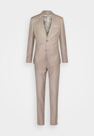 THE FASHION SUIT SET - Suit - beige