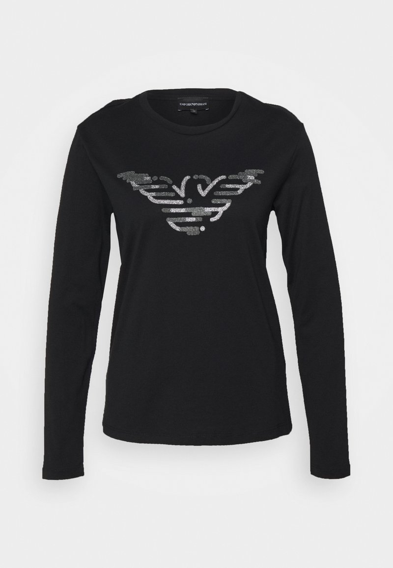 Emporio Armani - Long sleeved top - nero