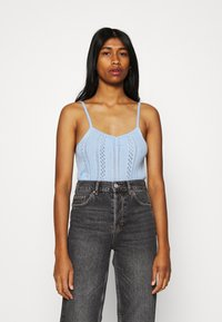 BDG Urban Outfitters - TWIN SET - Cardigan - blue - 3