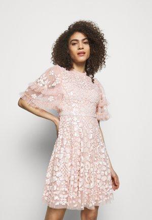 AURELIA MINI DRESS - Cocktail dress / Party dress - strawberry icing