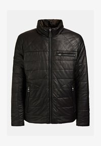 Guess - Giacca in similpelle - mehrfarbig schwarz - 6