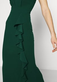 WAL G. - MIAH MAXI DRESS - Occasion wear - forest green - 3