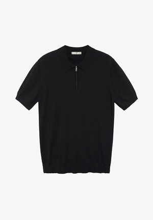 Polo shirt - zwart