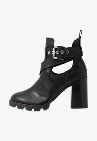 River Island - High Heel Stiefelette - black - 1