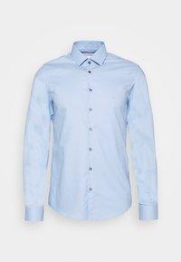 Calvin Klein Tailored - DOBBY EASY CARE SLIM - Formal shirt - blue - 4