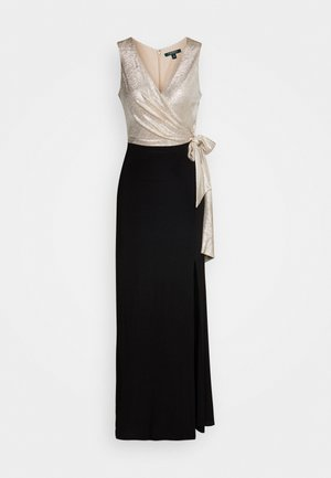 CLASSIC LONG GOWN COMBO - Gallakjole - black/lannister