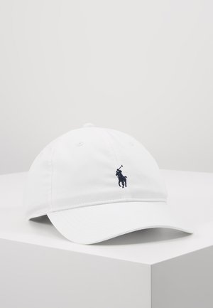 FAIRWAY HAT - Cappellino - pure white