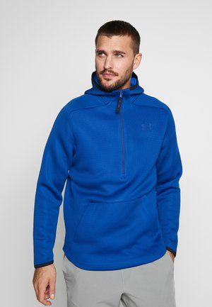 MOVE HOODIE - Jersey con capucha - american blue