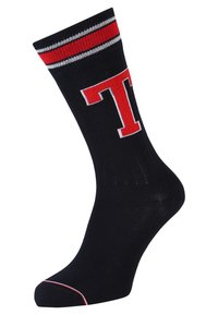 Tommy Hilfiger - PATCH 2 PACK - Calcetines - tommy original - 1