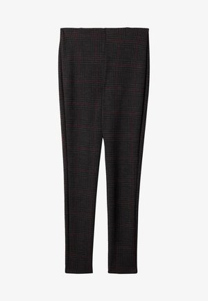 Leggings - Trousers -  houndstooth tartan