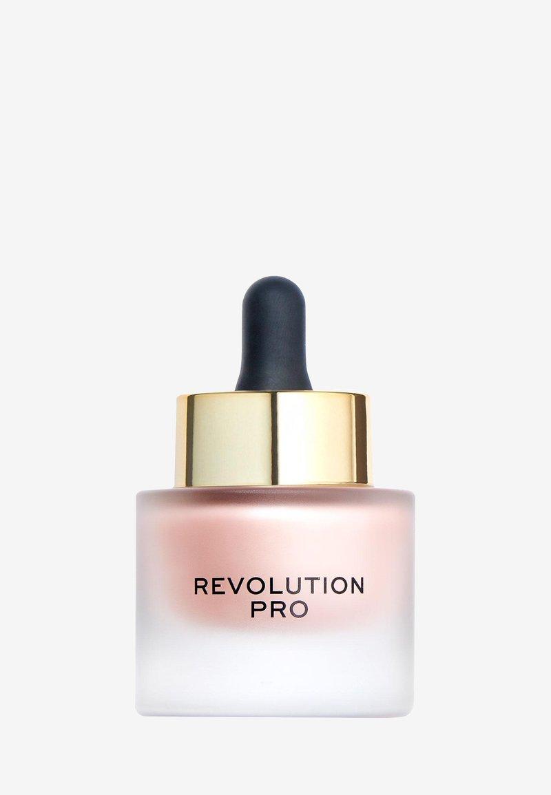Revolution PRO - HIGHLIGHTING POTION - Highlighter - rose quartz