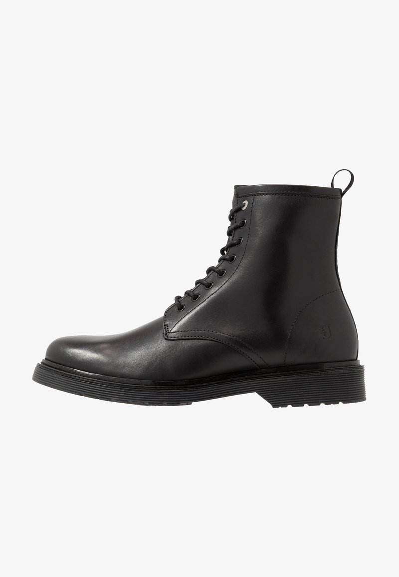 Trussardi Jeans - Snørestøvletter - black