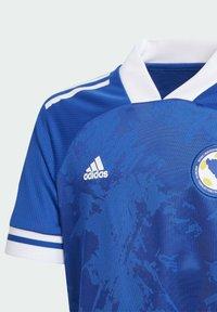 adidas Performance - Sports shirt - blue - 3