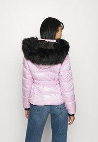 River Island - Winter jacket - lilac - 2