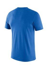 Jordan - JUMPMAN AIR - Print T-shirt - azur - 5