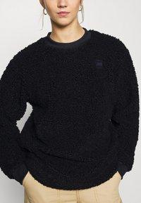 G-Star - CARLEY - Sweatshirt - mazarine blue - 5