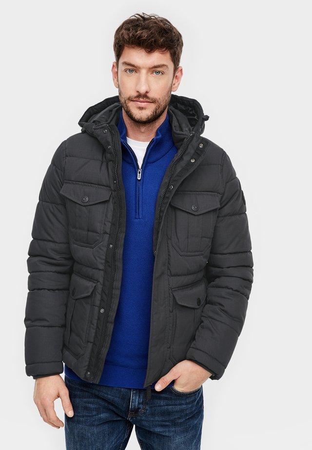 REGULAR FIT - Winterjas - gray