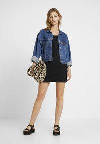 Nike Sportswear - DRESS - Košilové šaty - black - 1