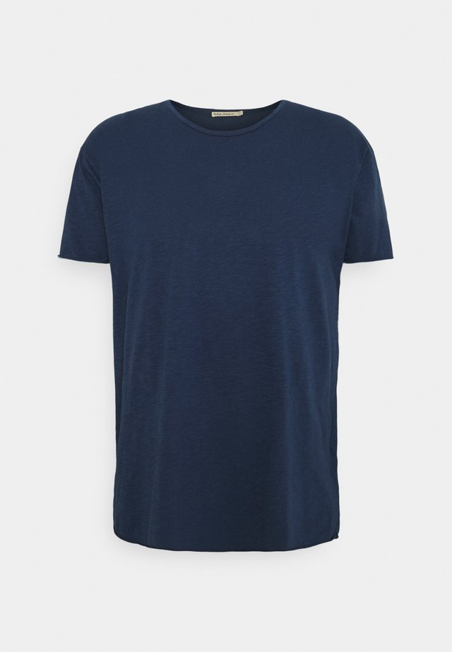 ROGER - T-shirt basique - blueberry